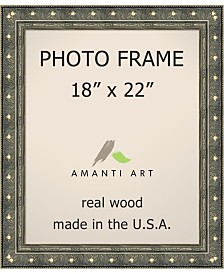 "Amanti Art Barcelona Champagne 18"" X 22"" Opening Wall Picture Photo Frame"