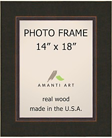 """Amanti Art Milano Bronze 14"""" X 18"""" Opening Wall Picture Photo Frame"""
