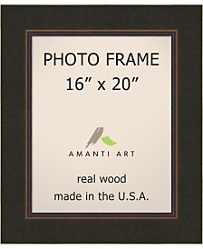 "Amanti Art Milano Bronze 16"" X 20"" Opening Wall Picture Photo Frame"