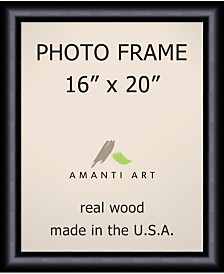 """Amanti Art Steinway Black 16"""" X 20"""" Opening Wall Picture Photo Frame"""
