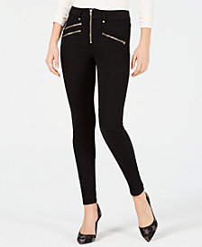 GUESS Bengal Zippered Jeans