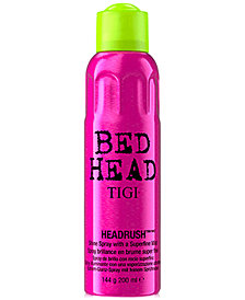 TIGI Bed Head Headrush, 5.3-oz., from PUREBEAUTY Salon & Spa