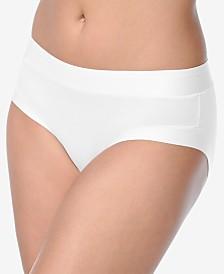Warner's Women's Plus Size Easy Does It Stretch Hipster Underwear RU9331P