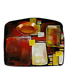"""16"""" x 13"""" Cheese Plate"""