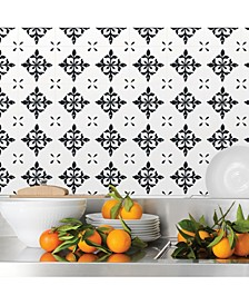 Ironwork Tile Decal Kit