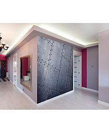 Tiled Metal Wall Mural