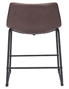 Smart Counter Chair Vintage Espresso