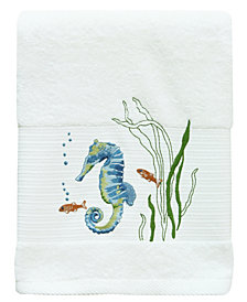 Sea Life Serenade - Bath Towel