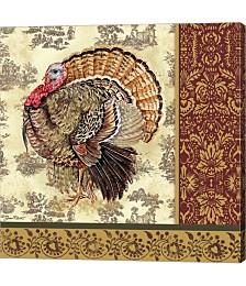 Tom Turkey III by Jean Plout