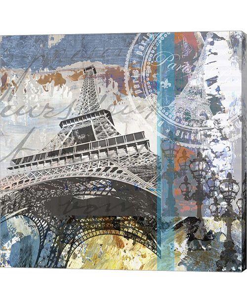 Metaverse Paris Eiffel by Andrew Mellen