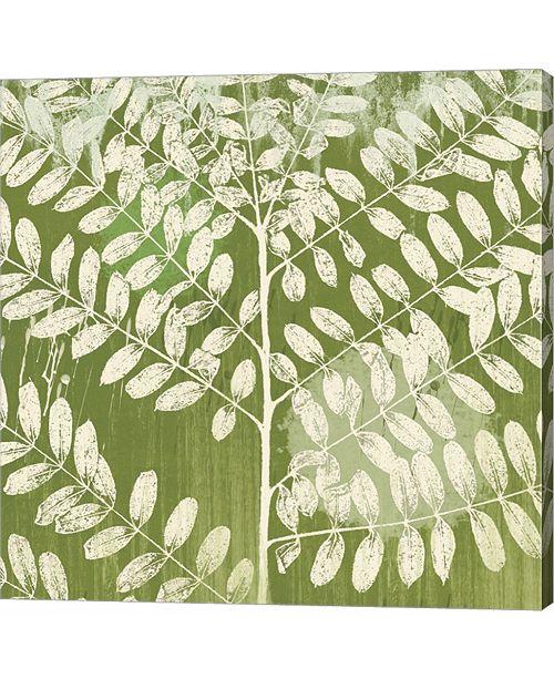 Metaverse Jade Foliage by Erin Clark