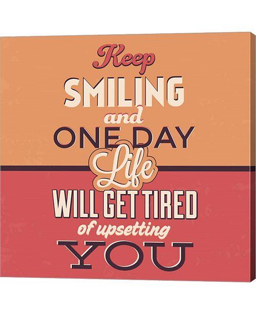 Metaverse Keep Smiling by Lorand Okos