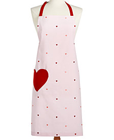 Martha Stewart Collection Valentine's Day Apron, Created for Macy's