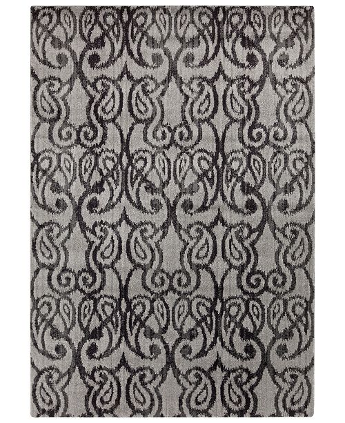 Surya Aberdine ABE-8008 Medium Gray 2' x 3' Area Rug