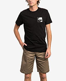 RVCA Men's Squircle Graphic Shirt