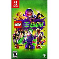Nintendo Switch Lego DC Supervillains