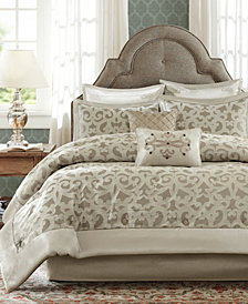 Madison Park Signature Arianne California King 8-Piece Comforter Set