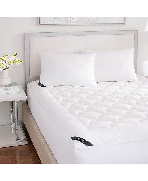 J Queen New York Royalty 233 Thread Count Cotton Top Allergen Barrier California King Mattress Pad