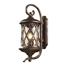 Barrington Gate Collection 3 Light Wall Sconce