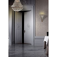 Empire Collection 2 light sconce in Mocha