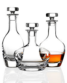 Villeroy & Boch Barware, Scotch Whiskey Carafe Collection