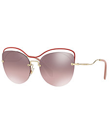 Miu Miu Sunglasses, MU 50TS 60