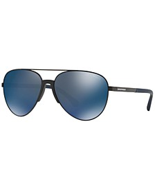 Sunglasses, EA2059 61
