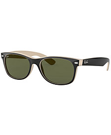 Ray-Ban Sunglasses, RB2132 NEW WAYFARER COLOR MIX
