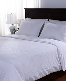 Berkshire Blanket® Triple Knit Cotton Twin Duvet Set with Shams