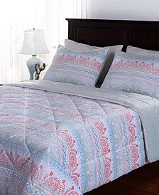 Berkshire Blanket & Home Co.® Moroccan Stencil Suedemink™ Comforter & Sham Set Collection