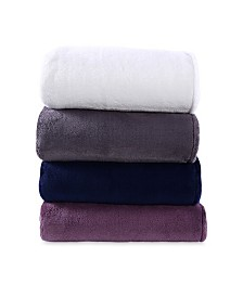 Berkshire Blanket & Home Co.® Ultimate Extra-Fluffy™ Blanket Collection