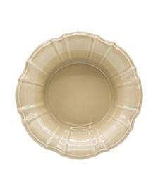 Chloe Taupe Pasta Bowl