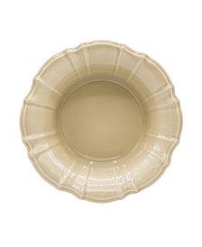 Euro Ceramica Chloe Taupe Pasta Bowl