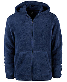 ID Ideology Men's Fleece Zip Hoodie, Created for Macy's
