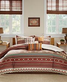 Taos 7-Pc. King Comforter Set
