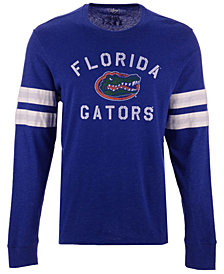 '47 Brand Men's Florida Gators Long Sleeve Scramble T-Shirt