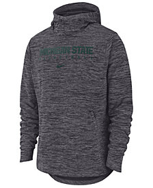 Nike Men's Michigan State Spartans Spotlight Pullover Hooded Sweatshirt