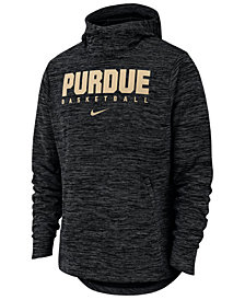 Nike Men's Purdue Boilermakers Spotlight Pullover Hooded Sweatshirt