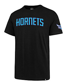 '47 Brand Men's Charlotte Hornets Fieldhouse T-Shirt