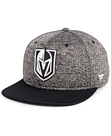 Authentic NHL Headwear Vegas Golden Knights Emblem Snapback Cap
