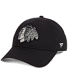 Authentic NHL Headwear Chicago Blackhawks Pro Clutch Adjustable Cap
