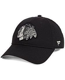Authentic NHL Headwear Chicago Blackhawks Pro Clutch Adjustable Cap