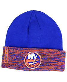 Authentic NHL Headwear New York Islanders Pro Rinkside Cuffed Knit Hat