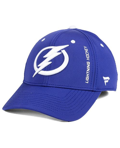 Authentic NHL Headwear Tampa Bay Lightning Authentic Rinkside Flex Cap