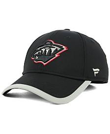 Authentic NHL Headwear Minnesota Wild Clutch Speed Flex Cap