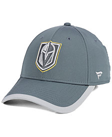 Authentic NHL Headwear Vegas Golden Knights Clutch Speed Flex Cap