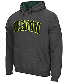 Colosseum Men's Oregon Ducks Arch Logo Hoodie