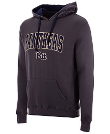 Colosseum Men's Pittsburgh Panthers Arch Logo Hoodie