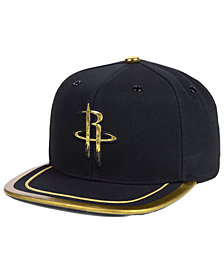 Mitchell & Ness Houston Rockets Soutache Viz Snapback Cap