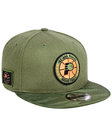 New Era Indiana Pacers Tip Off 9FIFTY Snapback Cap
